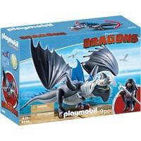 Drako en bepantserde draak Playmobil