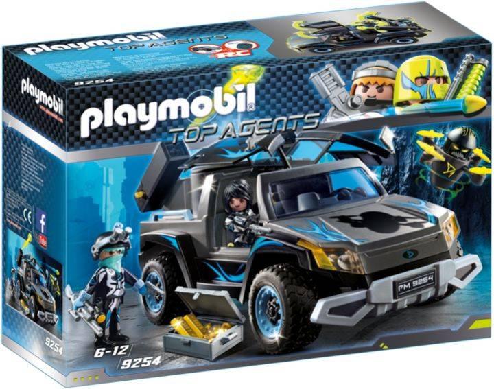 Dr. Drones 4x4 Playmobil