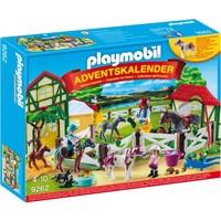Adventskalender Paardrijclub Playmobil
