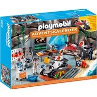 Adventskalender Top Agents Playmobil