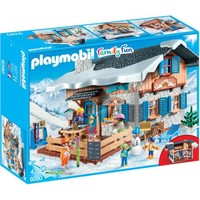 Skihut Playmobil