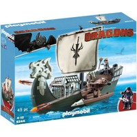 Drakos schip Playmobil