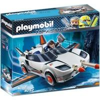 Agent P.s Super racer Playmobil