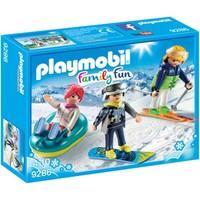 Wintersporters Playmobil