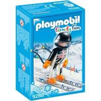 Skiër Playmobil
