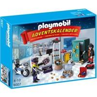Adventskalender op heterdaad betrapt Playmobil