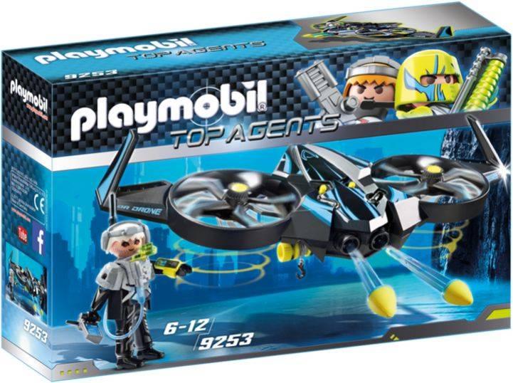 Megadrone Playmobil
