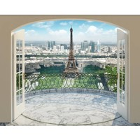 Behang Parijs Walltastic 245x305 cm