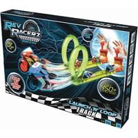 Racebaan Rev Racerz launch & loop baan