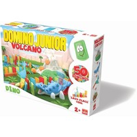 Domino Express Junior: Dino volcano