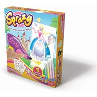 Starterset Sprazy: Princess
