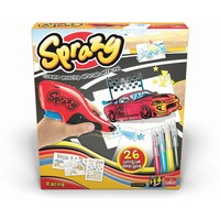 Starterset Sprazy: Racing