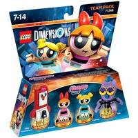 Team Pack Lego Dimensions W9: Powerpuff Girls