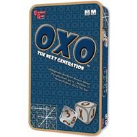University Games OXO in tin box