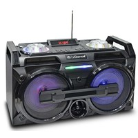 Portable Party Box iDance XD15 zwart