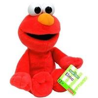 Pluche Sesamstraat Fisher-Price Elmo 24 cm