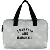 Schoudertas Franklin M. Girls grey: 27x41x20 cm