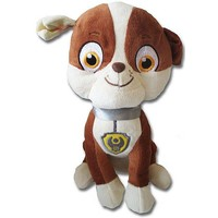 Pop pluche Paw Patrol Duty Rubble 27 cm