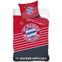 Dekbed Bayern Munchen: rood