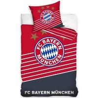 Dekbedovertrek  Bayern Munchen rood
