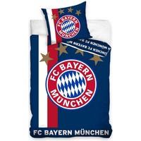 Dekbedovertrek Bayern Munchen blauw