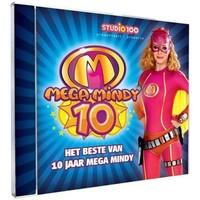 Mega Mindy CD - Het beste van 10 jaar Mega Mindy