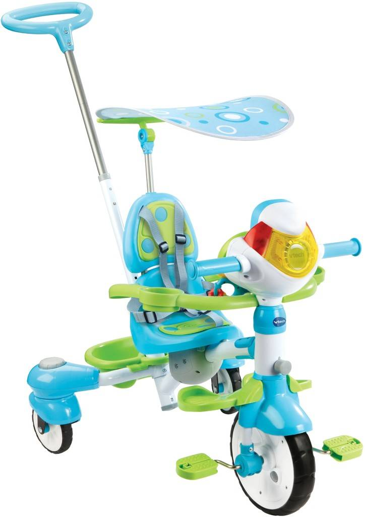 Pre-School - Super Trike 4 in 1 blauw