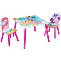 Tafel en stoeltjes My Little Pony