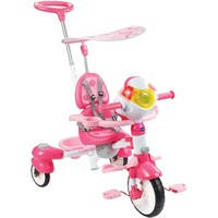 Super Trike Vtech: 4 in 1 roze 9+ mnd