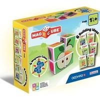 Geomag MagiCube Fruit 4-delig