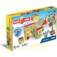 Geomag MagiCube Castles en Home 78-delig