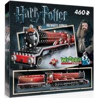 Puzzel Wrebbit Harry Potter Express 3d: 460 stukjes