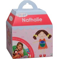 Knutselset My Studiogirl: Nathalie