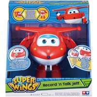 Speelfiguren Record n Talk Super Wings: Jett