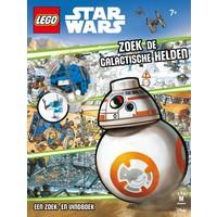 Boek Lego Star Wars - zoek en vindboek