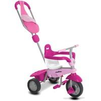 Driewieler SmarTrike Breeze GL Pink