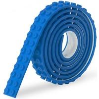 Tape Stick & Brick Sinji Play blauw 100 cm