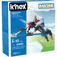 Vliegtuig K`nex: 60 stuks