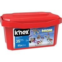 Box 35 modellen K`nex: 521 stuks