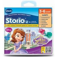 Storio boek: Sofia het prinsesje Vtech: 3-6 jr
