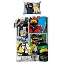 Dekbed Lego Ninjago So Ninja