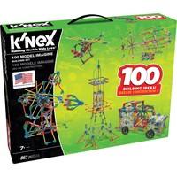 Bouwdoos 100 modellen K`nex: 863 stuks