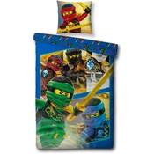 Dekbed Lego Ninjago Ready: 140x200/60x70 cm