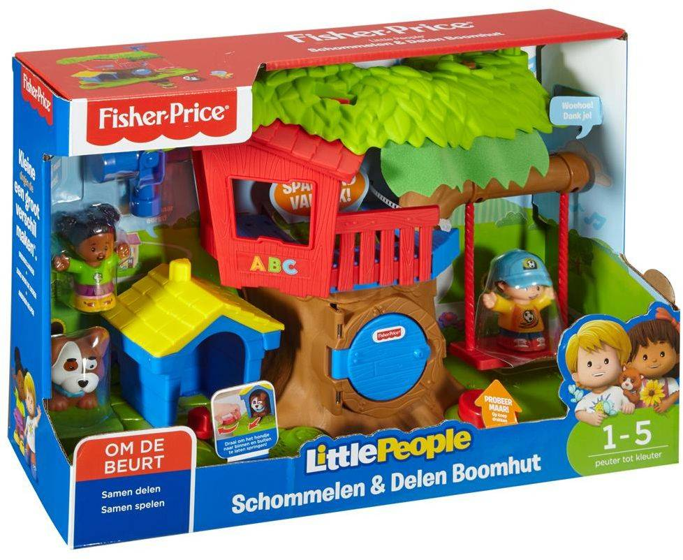 Boomhut Little People