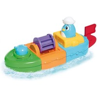 Mix en Match Motor Boat Tomy Bath