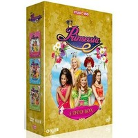 Prinsessia 3-DVD box volume 1