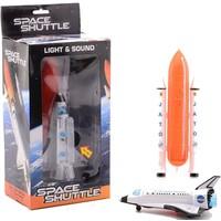 Space Shuttle met licht en geluid JohnToy