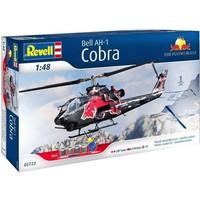 Revell Red Bull Bell AH-1 Cobra