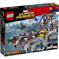 LEGO Superheroes 76057 Web Warriors ultiem brugduel