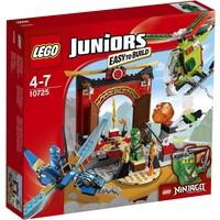 LEGO Junior 10725 Verloren Tempel